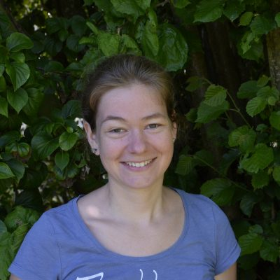 Julia Hannappel (2. Vorsitzende und Zuständig für den Sportbereich)
