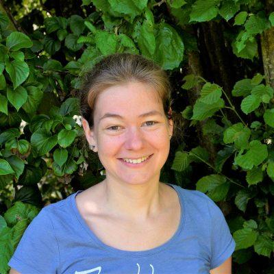 Julia Hannappel (2. Vorsitzende, Bereich Sport)