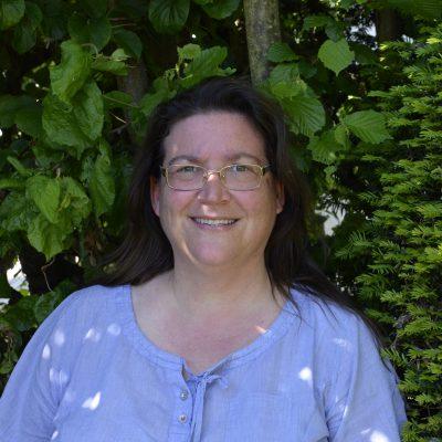 Bianca Ernst Swatosch (Kassenwart und Leitung der Geschäftsstelle)