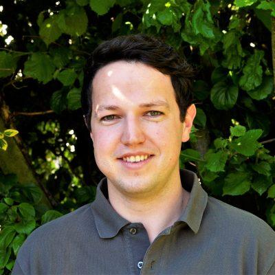 Robin Stickelmann (2. Vorsitzender; Bereich Jugend)