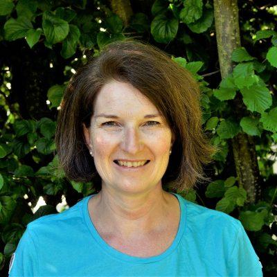 Anja Buchholz Kniep (Schriftführerin)
