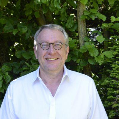 Andreas Gudd (3. Vorsitzender und Pressewart)
